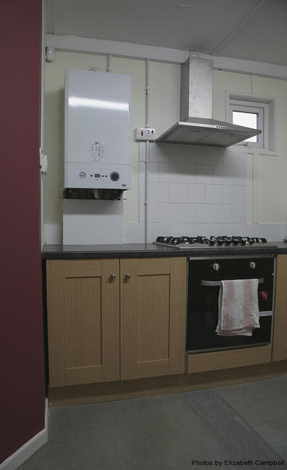 Kitchen Facilities at the Patch